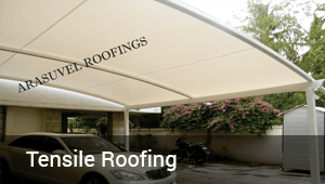 residential terrace roofing chennai